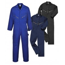 PW Safety Coverall - Texpel Finish