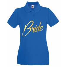 Stag and Hen Party printed Polo