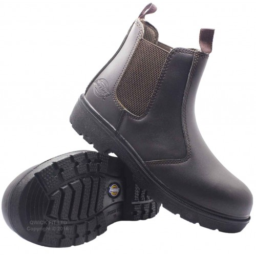 4f4d7b5db9b Dickies Safety Dealer Boot