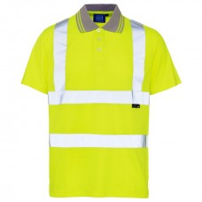 Hi-Viz Bird Eye Polo Shirt