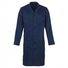 Polycotton Ladies Lab Coat