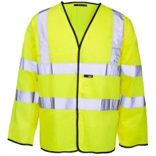 Hi-Viz Long Sleeved Vest