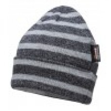 Portwest Striped Insulated Knit Cap, Insulatex Lined