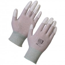 Antistatic Gloves - PU Fingertips