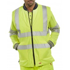 Beswift Hi-Viz Body Warmer