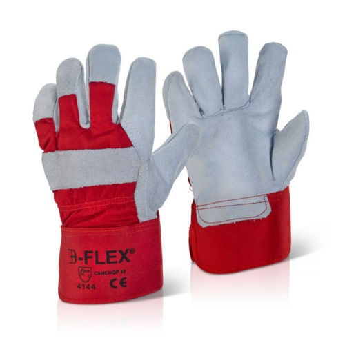 Beeswift Canadian Red Rigger Glove (PK of 10)