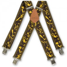 BriMarc Heavy Duty BlackTape Measure Braces