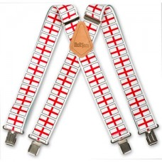 BriMarc Heavy Duty St Georges Flag Braces