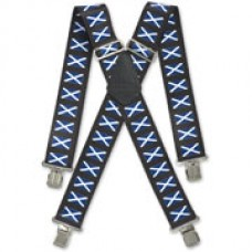 BriMarc Heavy Duty Scottish Flag Braces