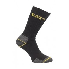CATERPILLAR CREW SOCKS 3PR PKS