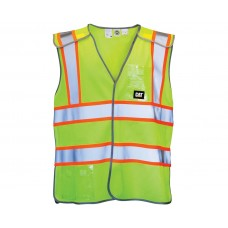 Caterpillar 5-point Breakaway safety vest