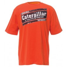 Caterpillar Parallel Tee Shirt