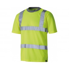 Dickies High Visibility Safety T-Shirt