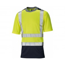 Dickies Two Tone Hi-Viz T-Shirt