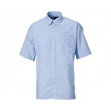 Dickies Oxford Weave Short Sleeved Shirt