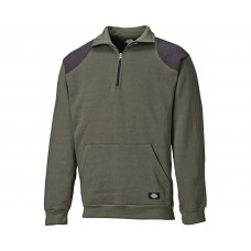 Dickies Kendrick Zip Through Sweatshirt