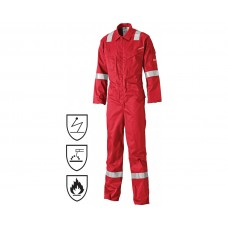 Dickies Pyrovatex Antistatic Coverall
