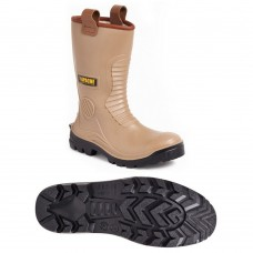 Apache PVC 100% Waterproof Rigger Boots