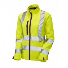 Leo Workwear Honeywell Ladies Softshell Jacket