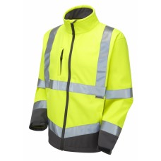 Leo Workwear Buckland Softshell Jacket