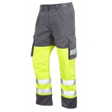 Leo Workwear Bideford Cargo Trouser