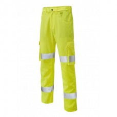 Leo Workwear YELLAND Lightweight Cargo Trouser