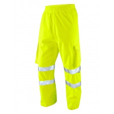 Leo Workwear Instow Breathable Cargo Overtrouser