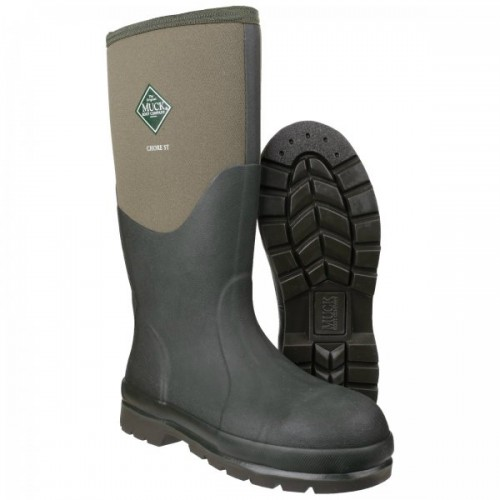 Muck boot Chore classic safety wellington