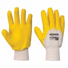 PortWest Unisex Gristle Latex Glove