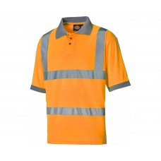 Dickies Hi-Viz GO/RT Polo Shirt