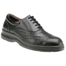 Grafters Leather Safety Shoe