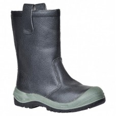 Steelite Rigger Boot S1P CI (with scuff cap)