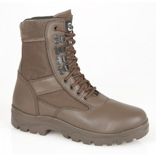 Grafters Brown Leather Boot
