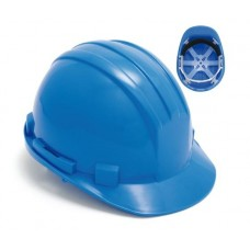 Blue 6 Point Safet Helmet