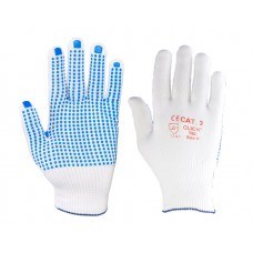 Beeswift Blue Dot Tronix Gloves (PK of 10)