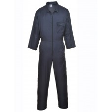 PW Safety Nylon Zip Coverall