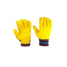 Beeswift Fleece Lined Leather Gloves (PK of 10)