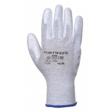 PW Safety Antistatic PU Palm Glove