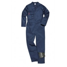 PW Safety Sheffield Coverall - Knee Pad Pockets