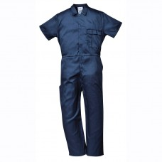 PW Safety Short Sleeve Coverall