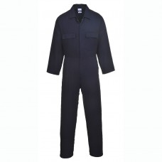 PW Safety Euro Work Cotton Coverall