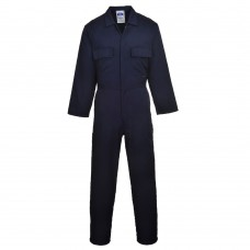 PW Safety Euro Work Polycotton Coverall