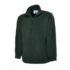 Uneek Premium 1/4 Zip Micro Fleece Jacket