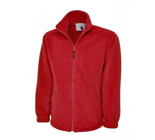 Classic Full Zip Fleece Jacket