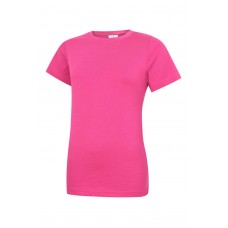 Uneek Ladies Classic Crew Neck T-Shirt