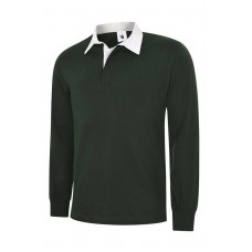 Uneek Classic Rugby Shirt