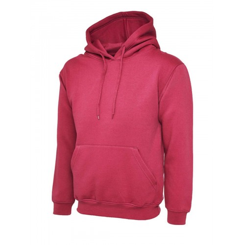 Uneek Classic Hooded Sweat Shirt