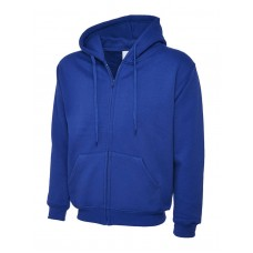Uneek Hooded Full Zip Sweat Shirt