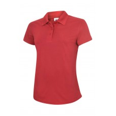 Uneek Ladies Super Cool Workwear Polo Shirt