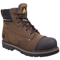 Amblers Austwick Goodyear Welted Lace Up Safety Boot